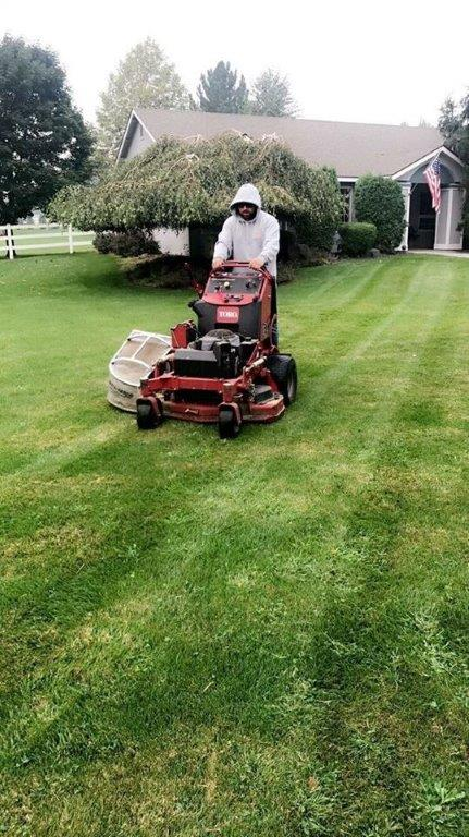 Lawn Care Maintenance Program