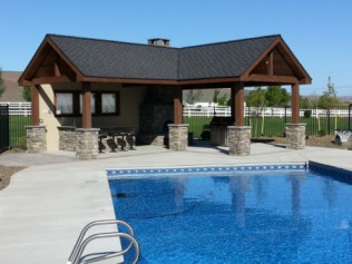 Pool Shelter | Kennewick