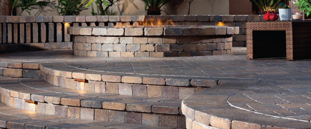We are an Authorized Belgard Contractor!